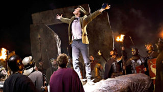 'The Pandorica Opens' (Photo: BBC)