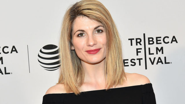 "Actress Jodie Whittaker attends the ""Adult Life Skills"" Premiere during the 2016 Tribeca Film Festival at Chelsea Bow Tie Cinemas on April 17, 2016 in New York City."