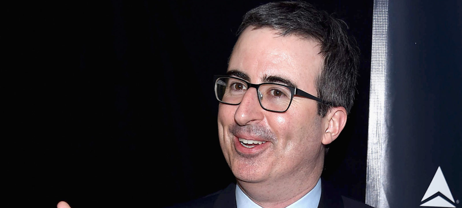 John Oliver attends the 2017 Garden Of Laughs Comedy Benefit at The Theater at Madison Square Garden on March 28, 2017 in New York City.