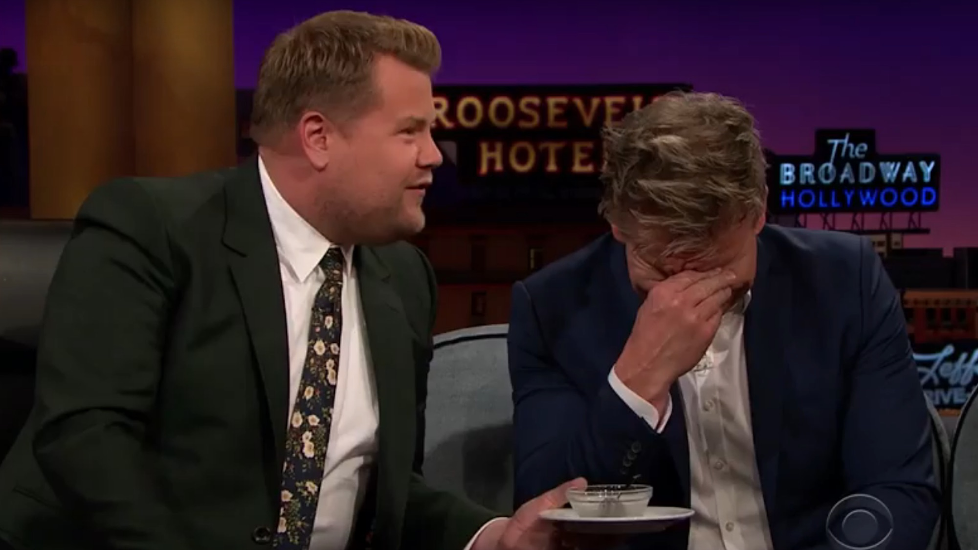 WATCH: James Corden Finally Gets His Revenge on Gordon Ramsay ...