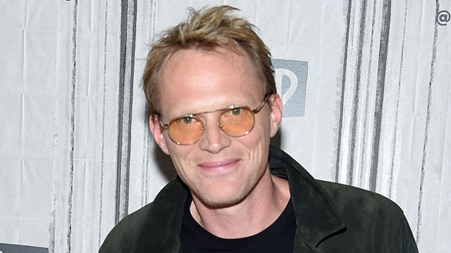 "Paul Bettany attends Build to discuss ""Manhunt: UNABOMBER"" at Build Studio on July 24, 2017 in New York City."