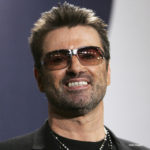 "BERLIN - FEBRUARY 16:  Singer George Michael poses at the ""George Michael: A Different Story"" Photocall during the 55th annual Berlinale International Film Festival on February 16, 2005 in Berlin, Germany. (Photo by Sean Gallup/Getty Images)"