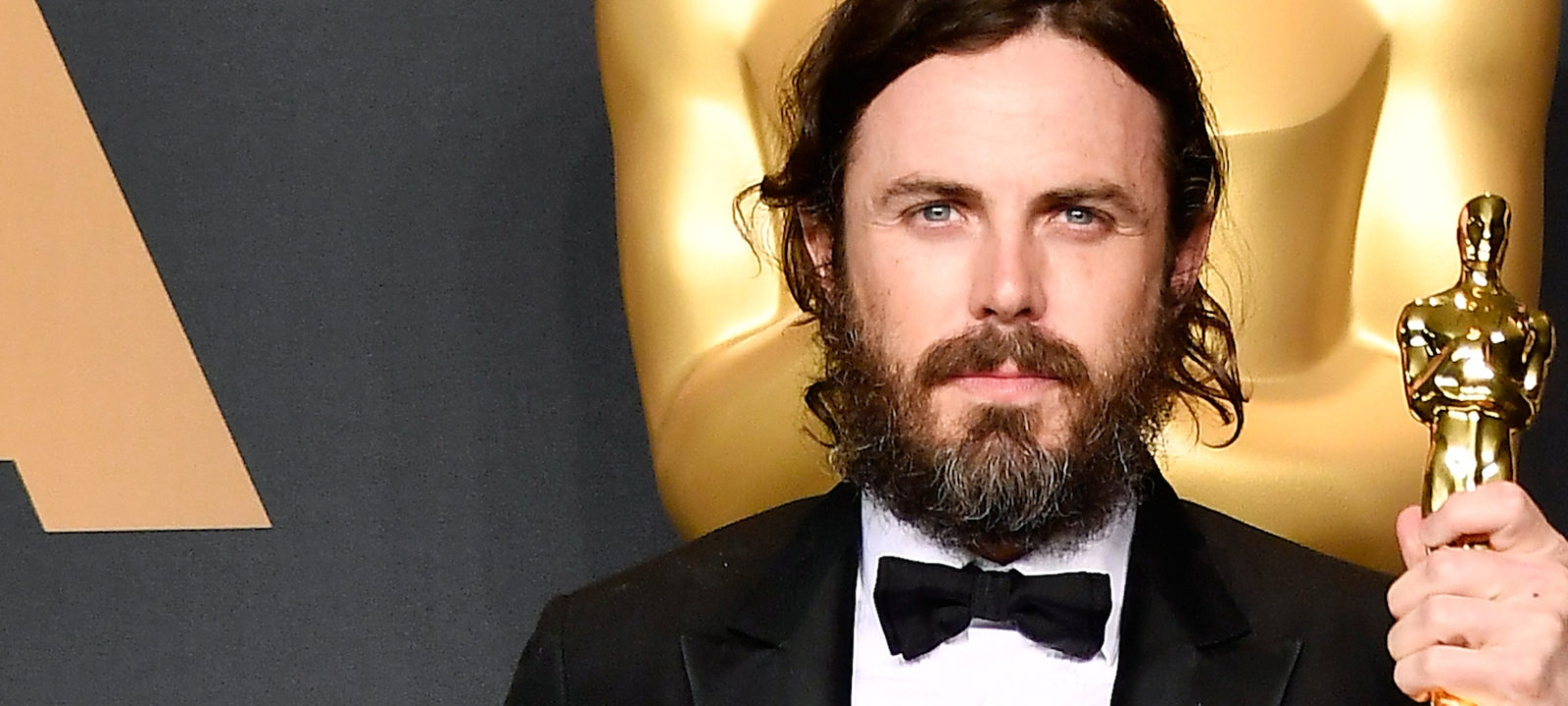 Actor Casey Affleck, winner of Best Actor for 'Manchester by the Sea' poses in the press room during the 89th Annual Academy Awards at Hollywood & Highland Center on February 26, 2017 in Hollywood, California.