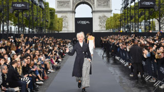 Le Defile L'Oreal Paris Runway – Paris Fashion Week Womenswear Spring/Summer 2018