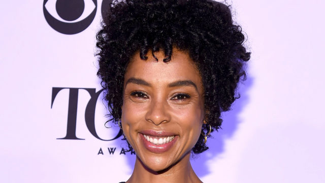 Actress Sophie Okonedo attend the Tony Honors Cocktail Party presenting the 2016 Tony Honors For Excellence In The Theatre and honoring the 2016 Special Award recipients at Diamond Horseshoe on June 6, 2016 in New York City.