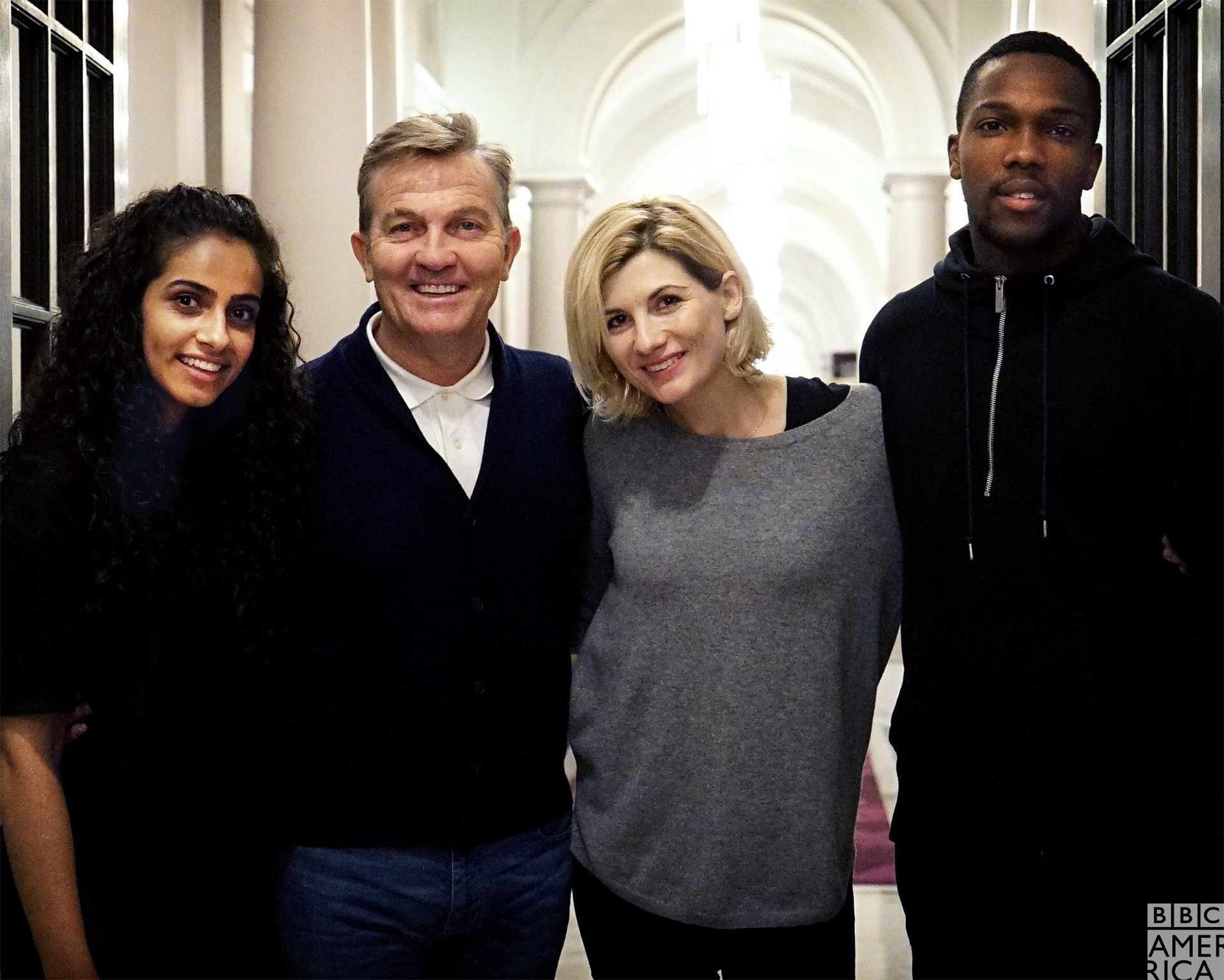 Meet the Cast of the All-New \'Doctor Who\' Series, Coming to BBC ...