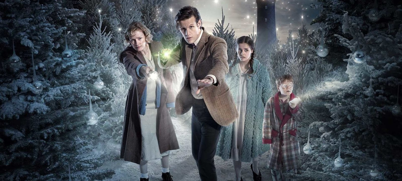 'The Doctor, the Widow and the Wardrobe' (Photo: BBC)