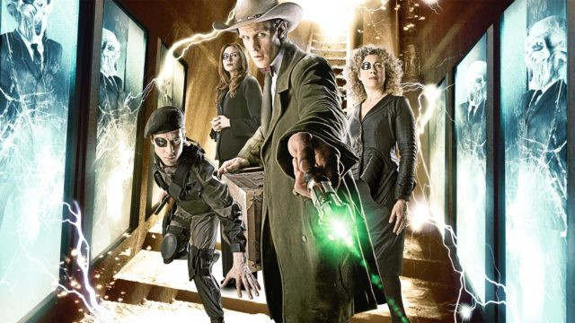 'The Wedding of River Song' (Photo: BBC)