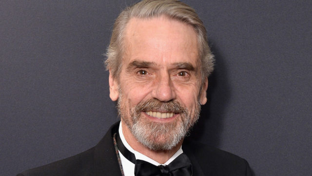 Actor Jeremy Irons attends the BFI Luminous Fundraising Gala at The Guildhall on October 3, 2017 in London, England.