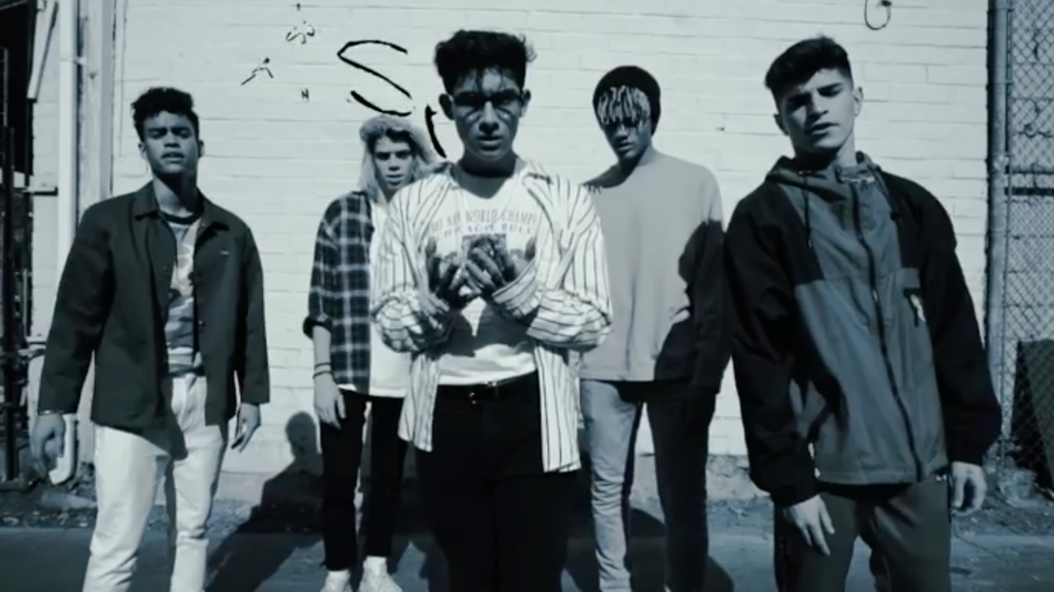 "PrettyMuch ft. French Montana: ""No More"""