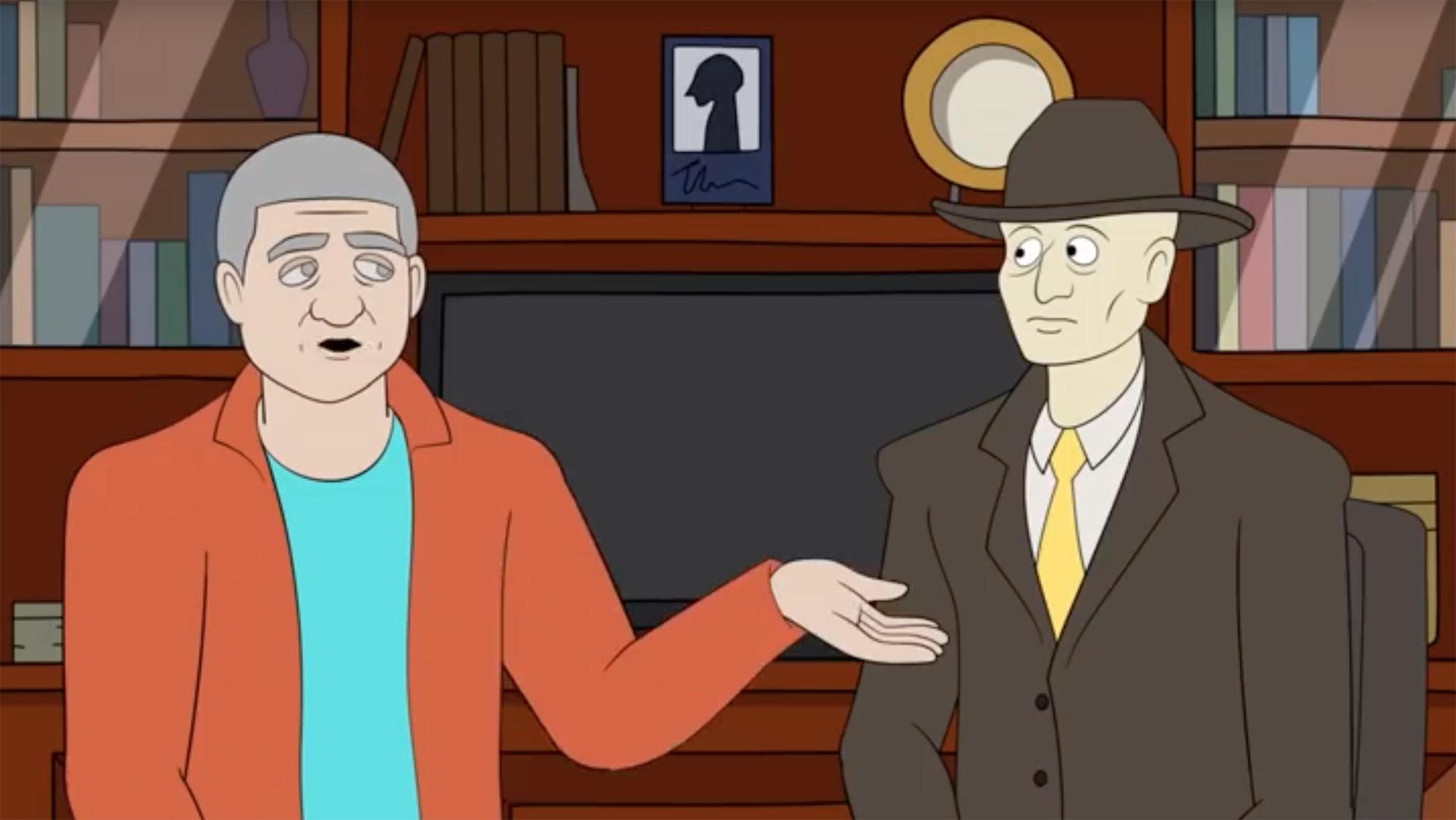 Rick And Morty Season  Episode  Hot Dog