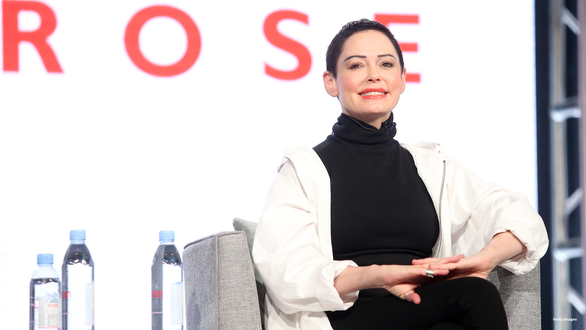 Rose McGowan: Brave