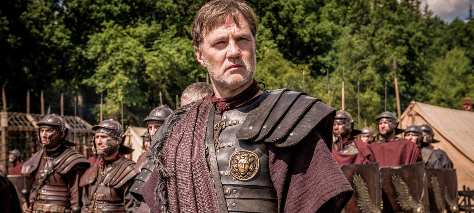 David Morrissey in Britannia (Photo: Sky)