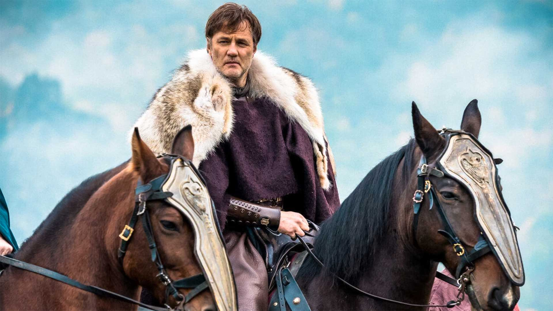 David Morrissey in 'Britannia' (Photo: Sky)