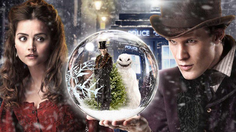 'The Snowmen' (Photo: BBC)