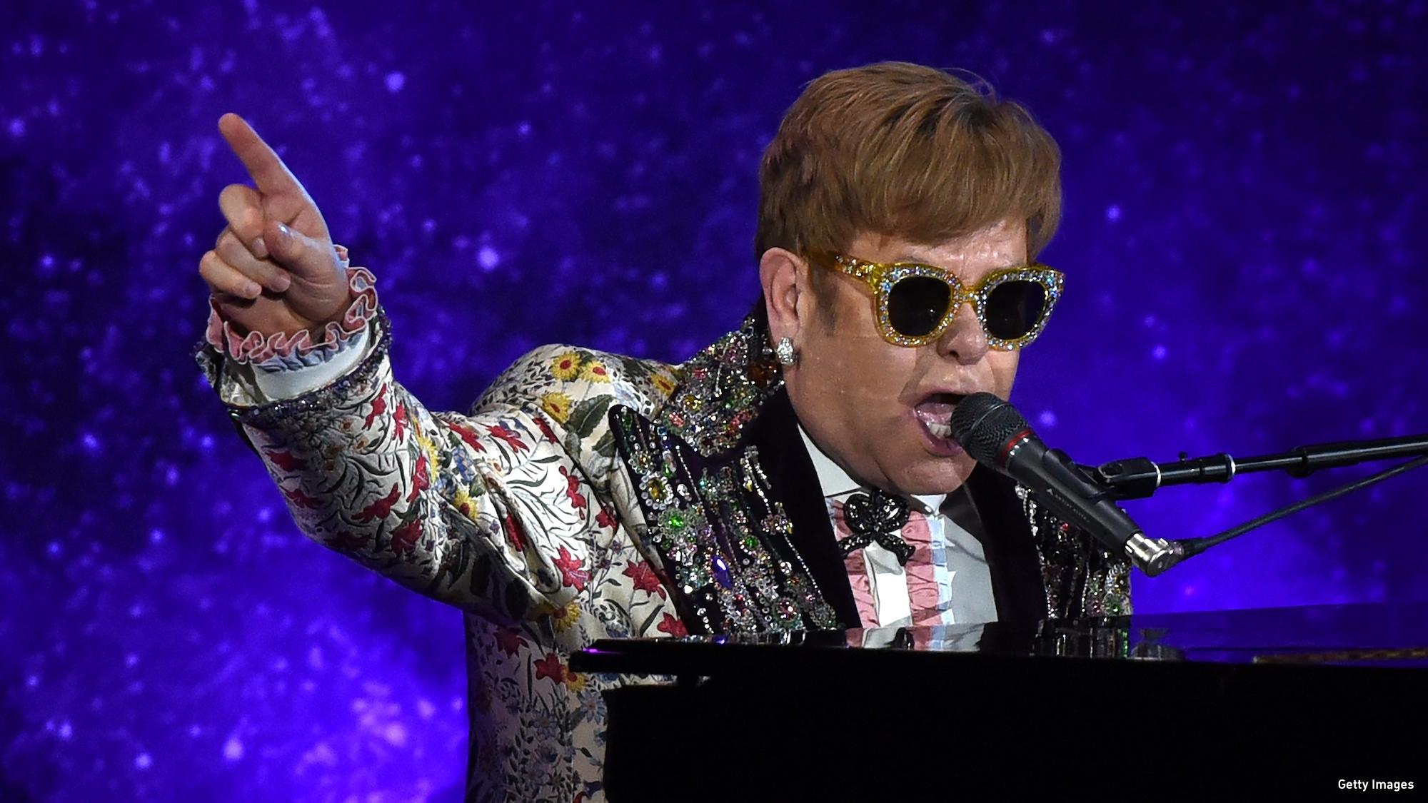 Elton John: Revamp / Restoration
