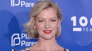 Gretchen Mol attends the Planned Parenthood 100th Anniversary Gala at Pier 36 on May 2, 2017 in New York City