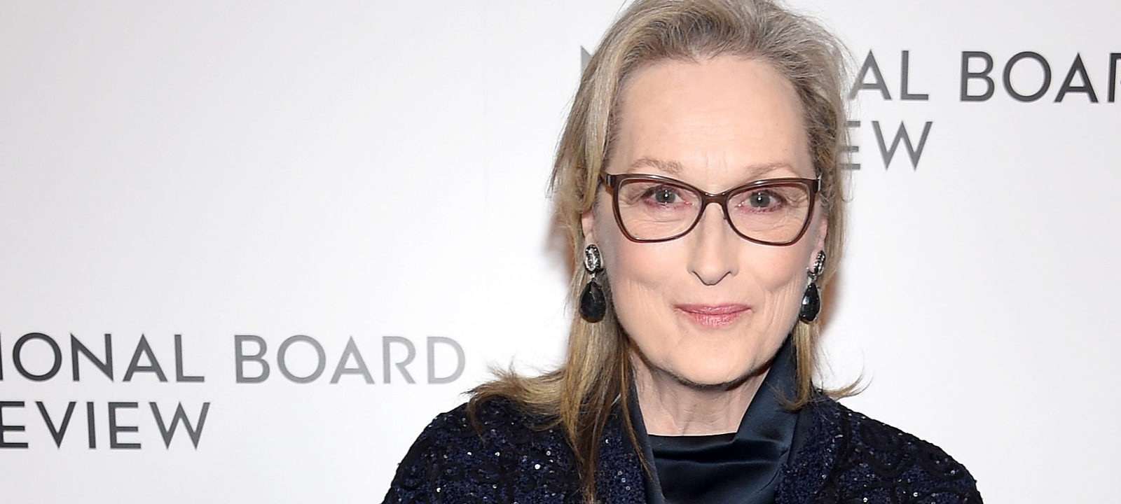 Actor Meryl Streep attends the National Board of Review Annual Awards Gala at Cipriani 42nd Street on January 9, 2018 in New York City.