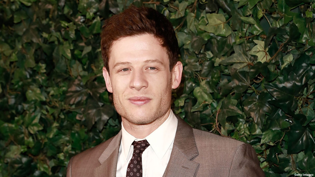 LONDON, ENGLAND - FEBRUARY 11: James Norton attends a pre BAFTA party hosted by Charles Finch and Chanel at Annabel's on February 11, 2017 in London, England. (Photo by John Phillips/John Phillips/Getty Images)