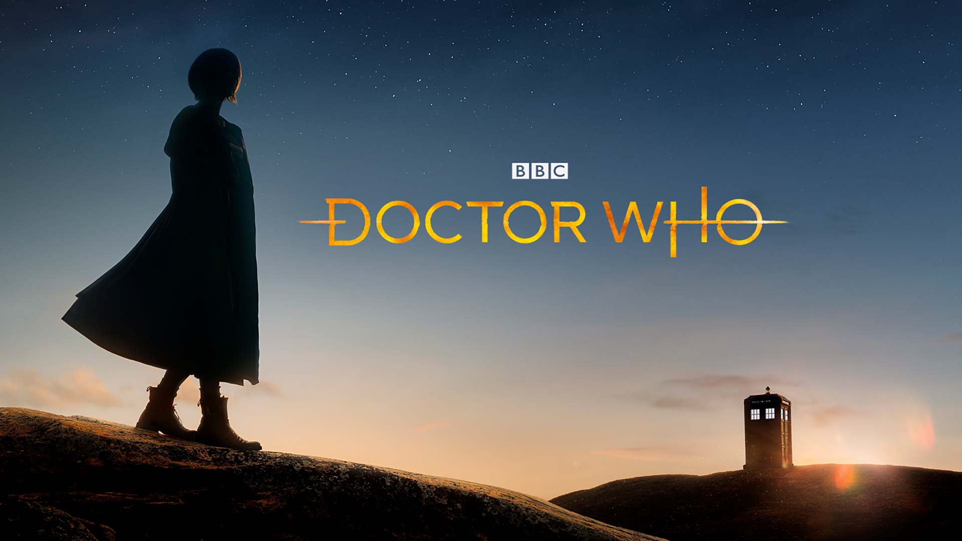 New Doctor Who logo unveiled teasing Jodie Whittaker's 13th Doctor