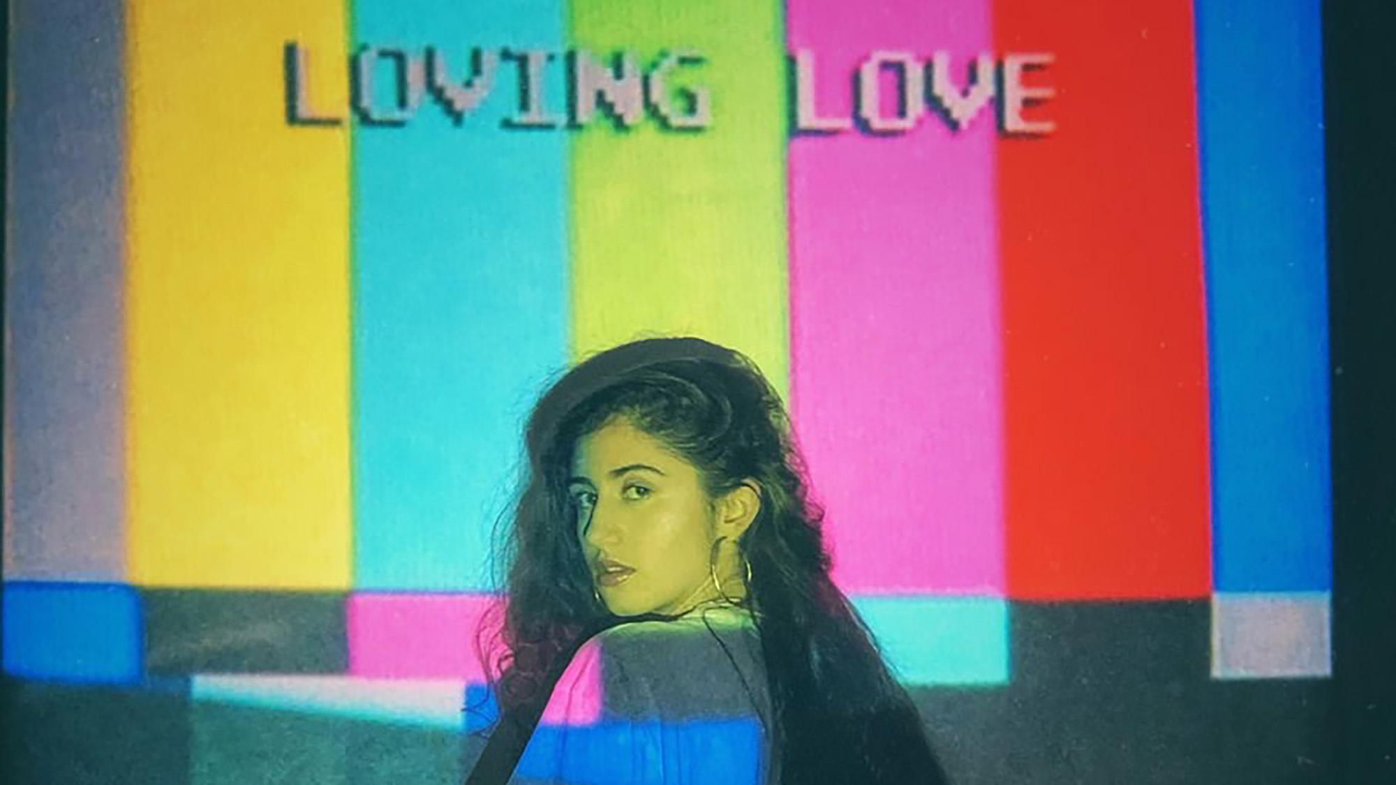 "Naaz: ""Loving Love"""