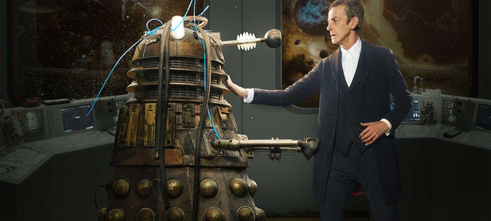 'Into the Dalek' (Photo: BBC)
