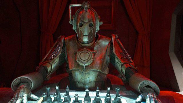 'Nightmare in Silver' (Photo: BBC)