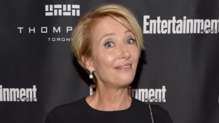 Actress Emma Thompson attends Entertainment Weekly's Must List Party during the Toronto International Film Festival 2017 at the Thompson Hotel on September 9, 2017 in Toronto, Canada.