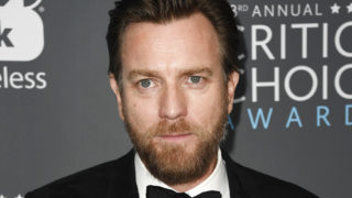 Actor Ewan McGregor, winner of Best Actor in a Movie/Limited Series for 'Fargo', poses in the press room during The 23rd Annual Critics' Choice Awards at Barker Hangar on January 11, 2018 in Santa Monica, California.