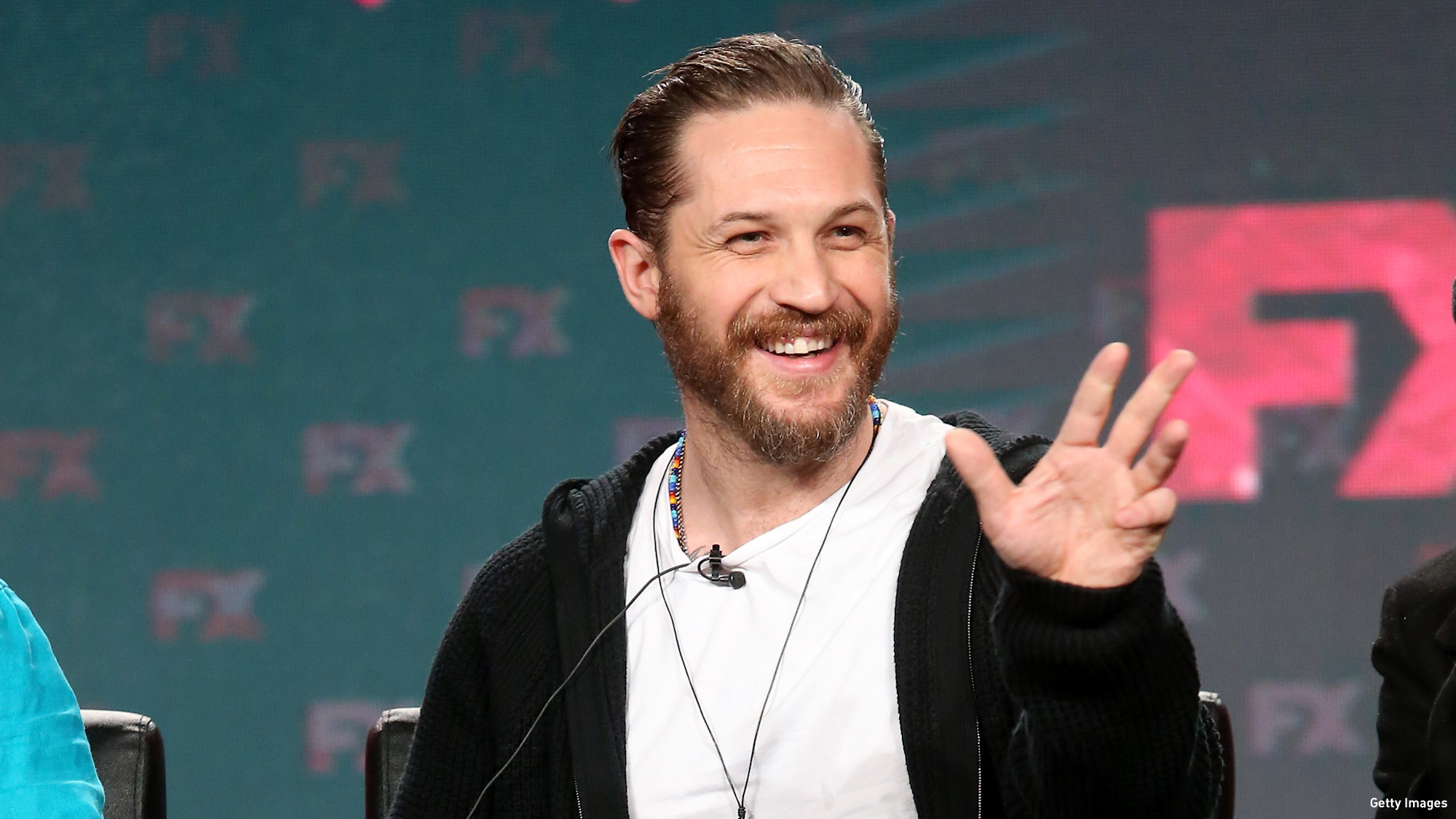 Tom Hardy Responds to ...