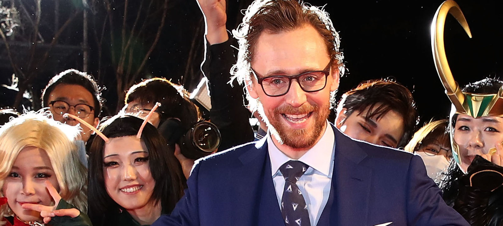 'Avengers Infinity War' Premiere In Seoul