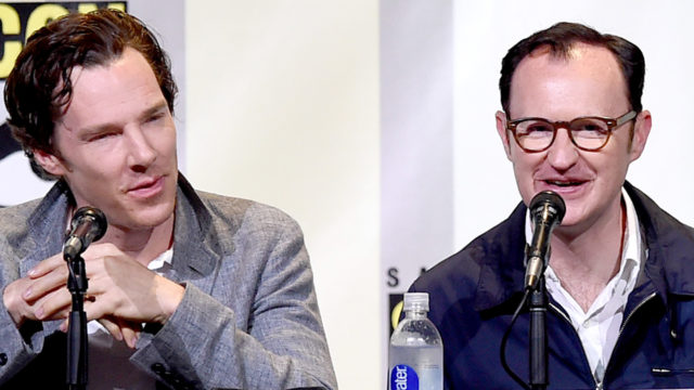 "Comic-Con International 2016 – ""Sherlock"" Panel"