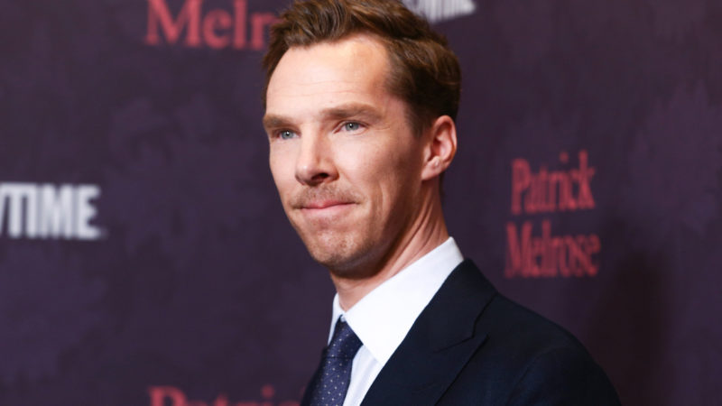 Benedict Cumberbatch attends the premiere of Showtime's 'Patrick Melrose' at Linwood Dunn Theater on April 25, 2018 in Los Angeles, California.