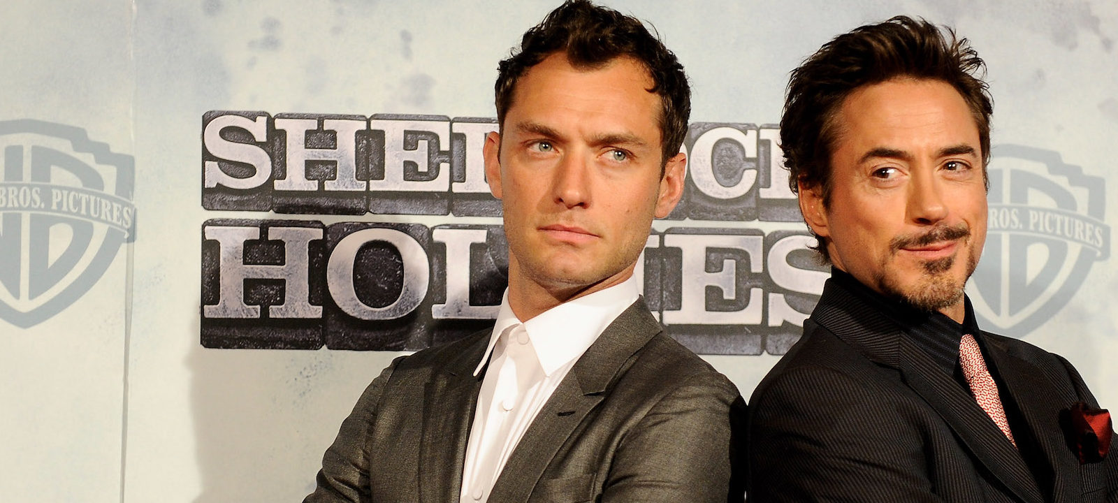 'Sherlock Holmes' Photocall in Madrid