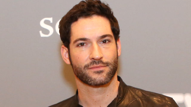 "Actor Tom Ellis attends ""Lucifer"" event during a TVfest 2016 presented by SCAD on February 7, 2016 in Atlanta, Georgia."