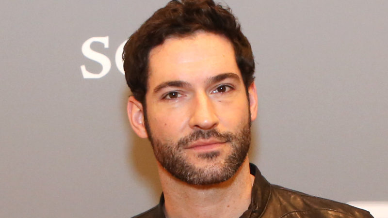 """Actor Tom Ellis attends """"Lucifer"""" event during a TVfest 2016 presented by SCAD on February 7, 2016 in Atlanta, Georgia."""
