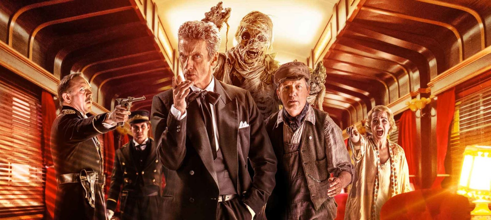 'Mummy on the Orient Express' (Photo: BBC)