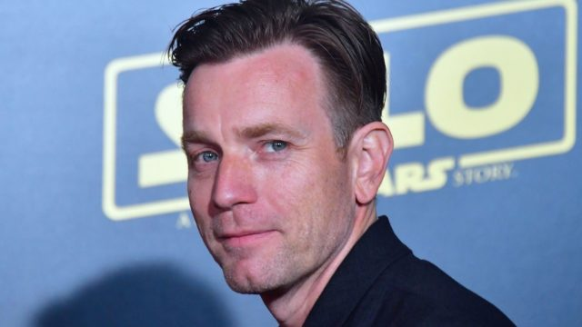 Actor Ewen McGregor arrives for the premiere of the film 'Solo: A Star Wars Story' in Hollywood, California on May 10, 2018.