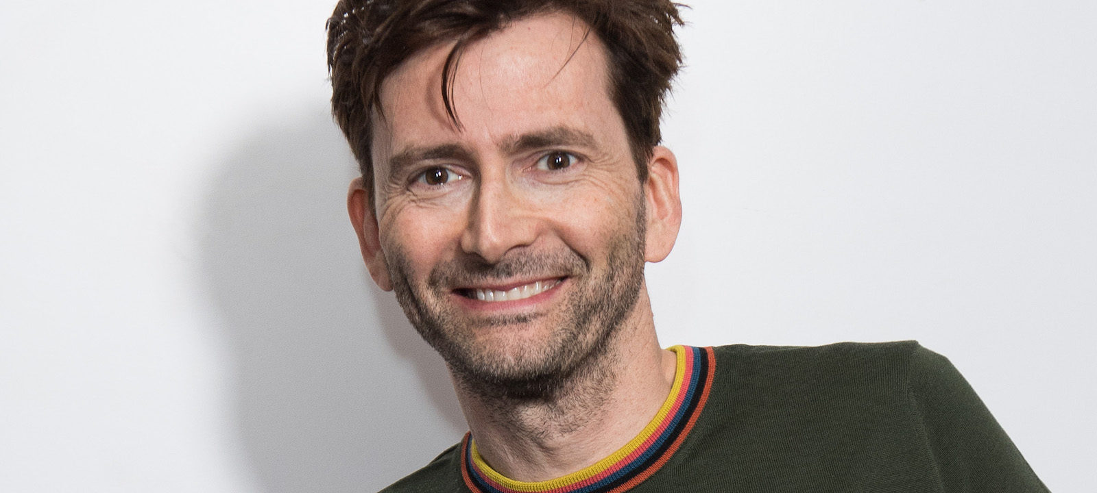 David Tennant attends a preview of Baby Cow productions new Channel 4 comedy 'High & Dry' at BFI Southbank on March 5, 2018 in London, England.