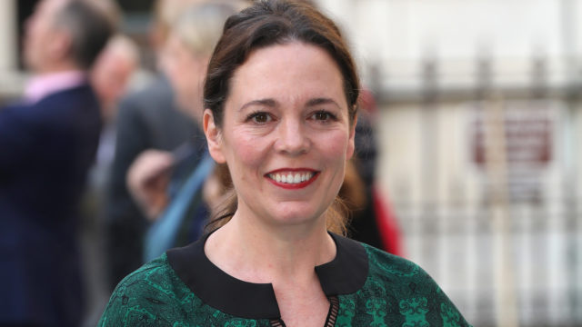 Olivia Colman attends the Royal Academy of Arts Summer Exhibition Preview Party at Burlington House on June 6, 2018 in London, England.
