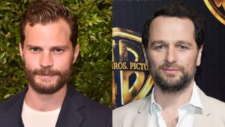 Composite image of Jamie Dornan and Matthew Rhys
