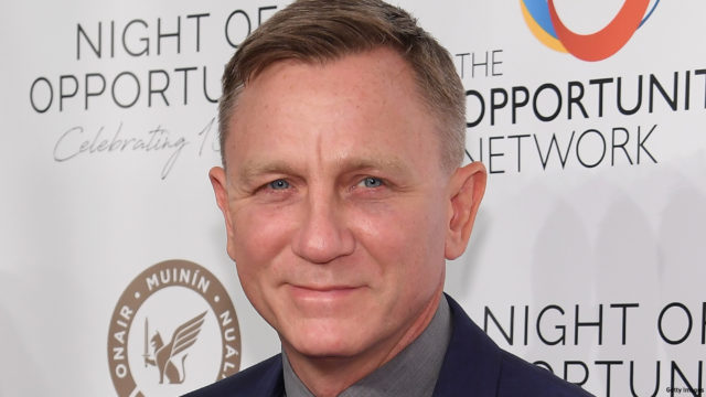 Daniel Craig attends  The Opportunity Network's 11th Annual Night of Opportunity at Cipriani Wall Street on April 9, 2018 in New York City.