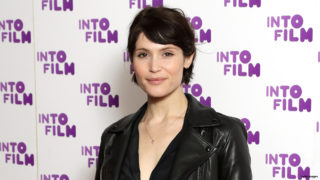 Gemma Arterton at the Into Film Awards at BFI Southbank on March 13, 2018 in London, England.