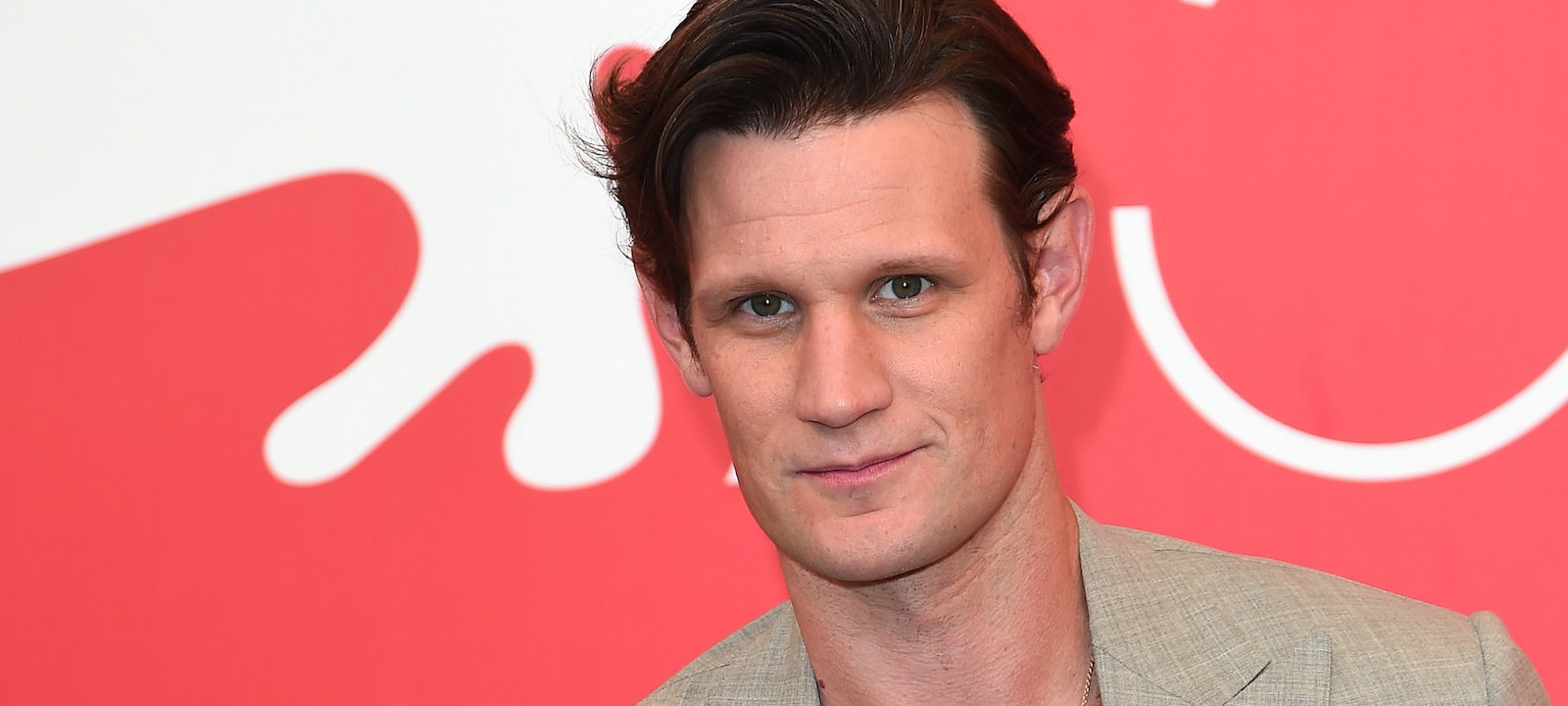 Matt Smith attends 'Charlie Says' photocall during the 75th Venice Film Festival at Sala Casino on September 2, 2018 in Venice, Italy.