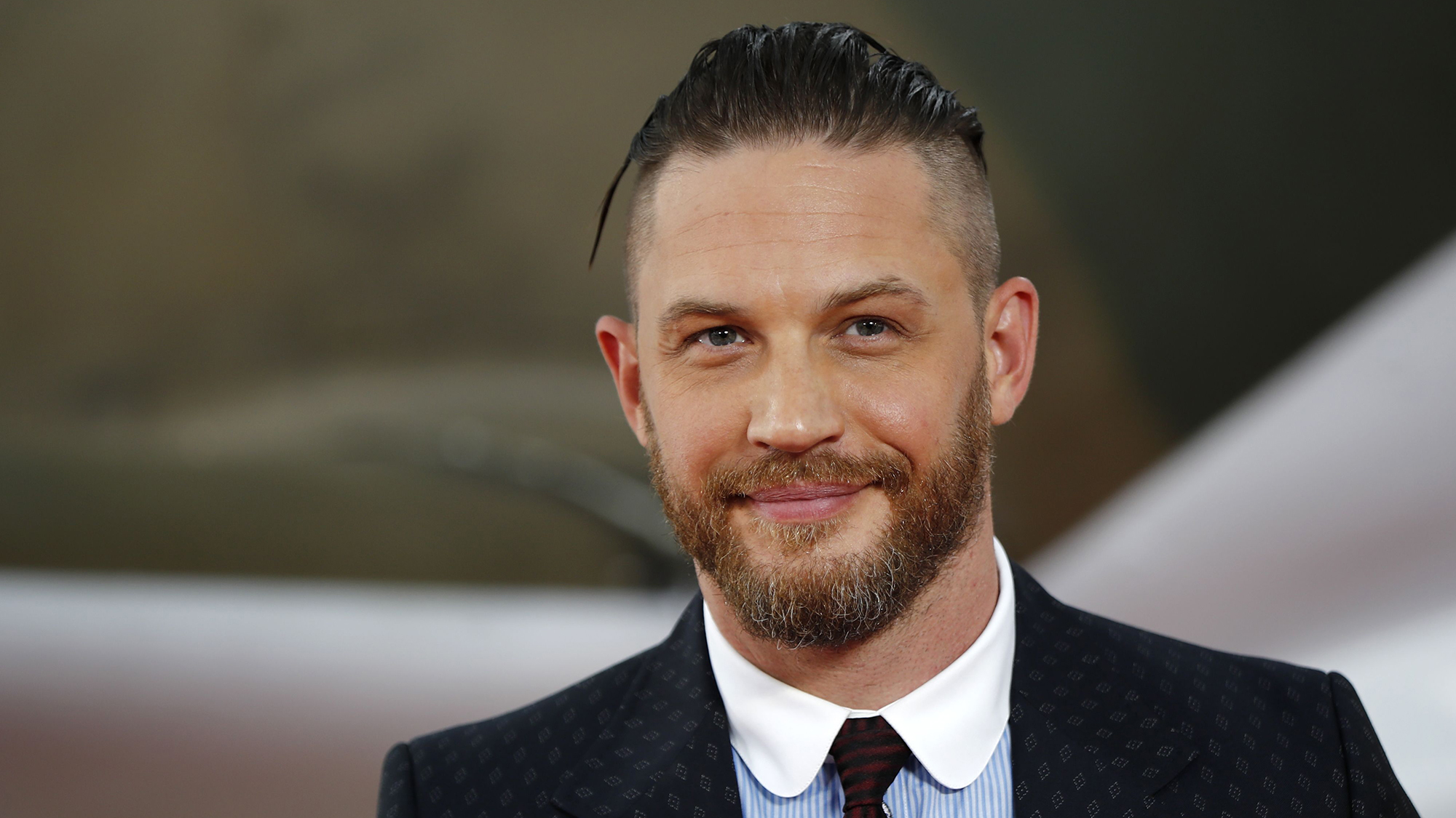 Tom Hardy just opened up about his bromance with Prince Harry