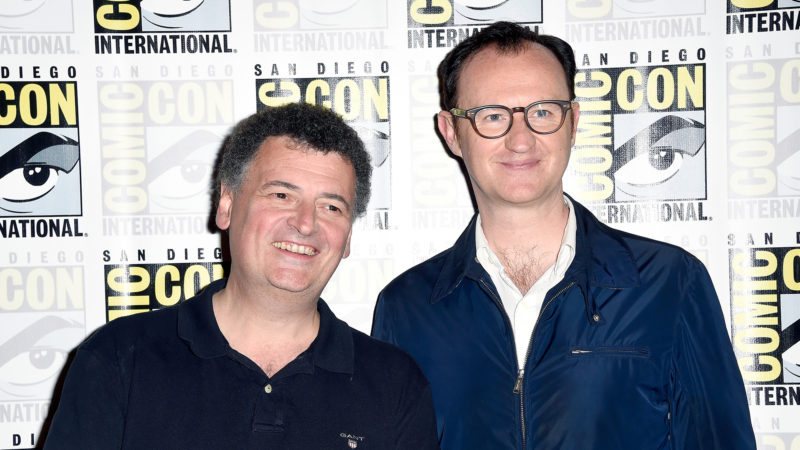"Comic-Con International 2016 – ""Sherlock"" Press Room"
