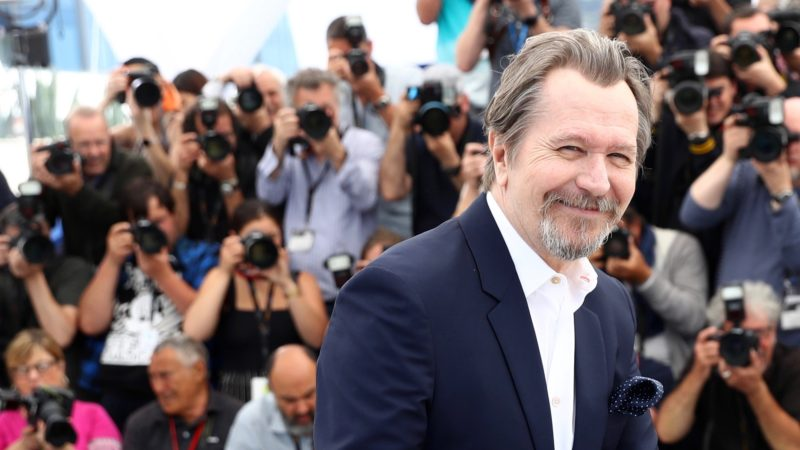 Rendez-Vous With Gary Oldman Photocall – The 71st Annual Cannes Film Festival