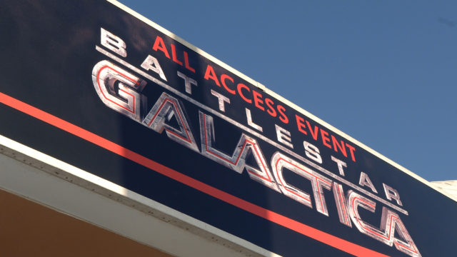"""Battlestar Galactica"" Season Four Party – Arrivals"