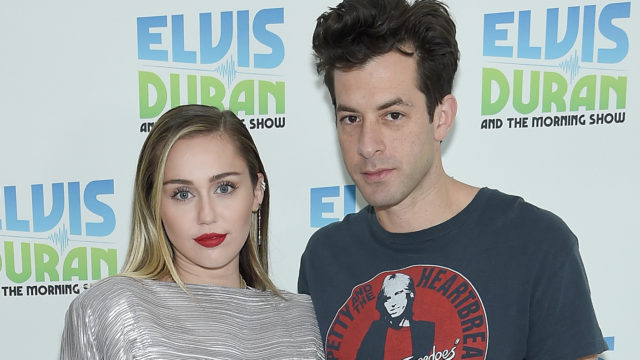 "Miley Cyrus Visits ""The Elvis Duran Z100 Morning Show"""