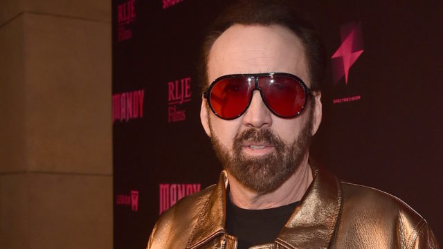 """Los Angeles Special Screening And Q&A Of """"Mandy"""" At Beyond Fest – Red Carpet"""